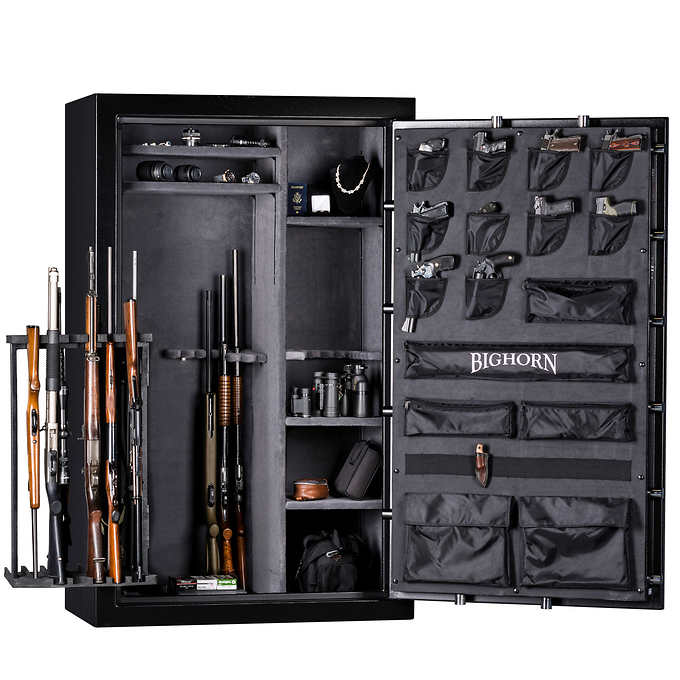Bighorn Ultimate Access Gun Safe Model Uab7144ex
