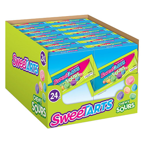 Candy Blox Assorted Uncoated Candy 11 lbs.